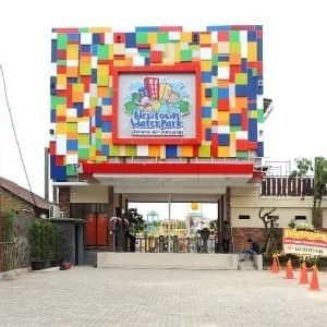Newton Waterpark Tangerang Tokopedia