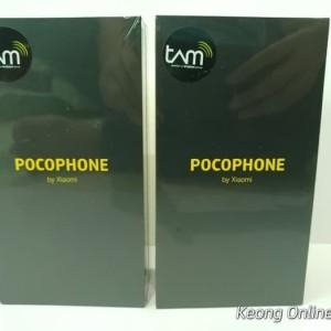 Xiaomi Pocophone F1 6gb 64gb Resmi Tam Tokopedia