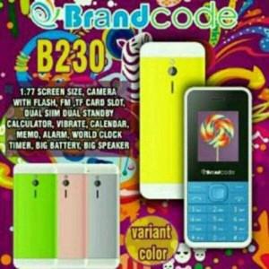 Handphone Hp Murah Brandcode B230 Mirip Nokia Tokopedia