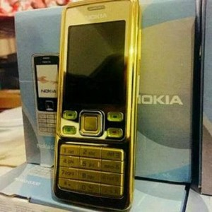 Nokia 6300 Gold Limited Edition Tokopedia