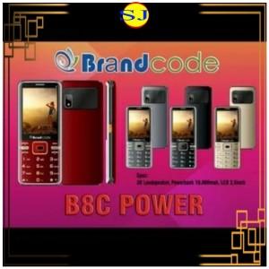 New Hp Brandcode B8c Terlaris Tokopedia
