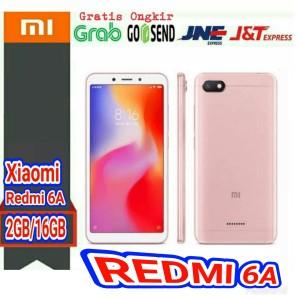 Xiaomi Redmi 6a Gold Ram 2gb Internal 16gb Garansi 1 Tahun Tokopedia