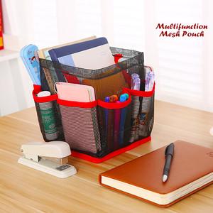 Jual Multifunction Mesh Pouch Pouch Banyak Sekat Untuk Tempat Kosmetik Berkualitas Tokopedia