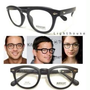 Jual Frame Kacamata Hitam Moscot Lemtosh Lensa Minus Plus Anti Radiasi  1be20166d1
