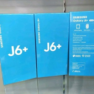 Handphone Hp Samsung Galaxy J6 Plus 2018 Ram 3 Gb Rom 32 Gb Garansi Resmi 1 Thun Sein Tokopedia