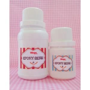 Epoxy Resin Cast Import Bahan Resin Bening Clear Resin Transparant