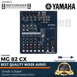 Harga Murah Mixer Yamaha Mg 82 Cx Tokopedia