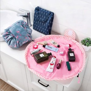 Vely Vely Korean Magic Travel Cosmetic Bag Tas Kosmetik Tokopedia