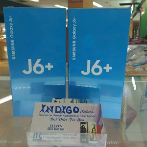 Samsung Galaxy J6 Plus Ram 3gb Internal 32gb Garansi Resmi Sein Tokopedia