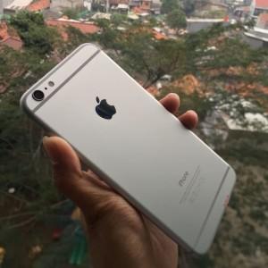 Iphone 6 16gb Silver Second Ex International Tokopedia