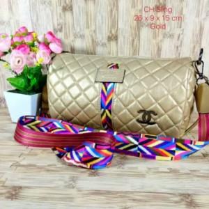 Produk Tas Wanita Cewek Import Chanel Ransel Moca Fashion Korea ... 7f640fa766