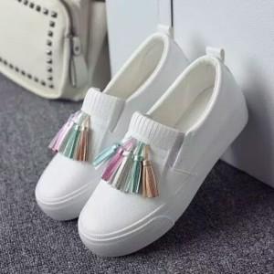Sepatu Kets Perempuan Cantik Tokopedia