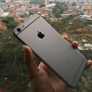 Promo Iphone 6 Plus 16gb Gray Gold Silver Garansi 1 Tahun Siap Kirim Gosend Jkt Tokopedia
