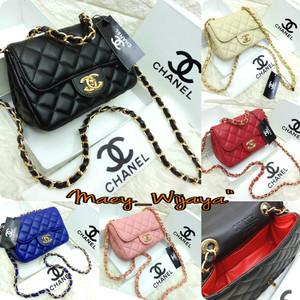 List Harga Tas Chanel Baby Sling Bag Super Import Quality Terbaru ... 24b08a9160