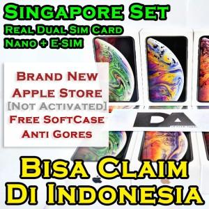 Iphone Xs Max 256gb Tokopedia