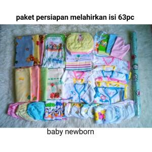 Freeongkir Paket Baju Bayi Newborn Isi Banyak Tokopedia