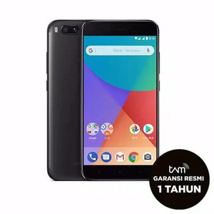 Xiaomi Mi A1 Ram 4 64 Fullset Mulus Tokopedia