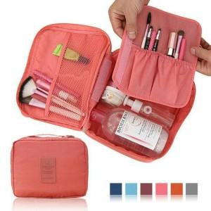 Promo Tas Kosmetik Bag Pouch Dompet Kosmetik Tokopedia