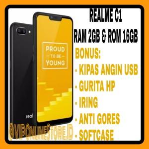 New Realme C1 Garansi Resmi Tokopedia