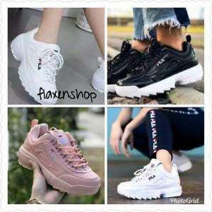 Sepatu Wanita Kets Fila Tokopedia