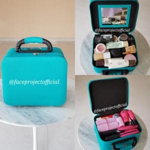 New Kotak Kosmetik Tas Kosmetik Beauty Case Gg Tokopedia