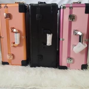 Dijual Beauty Case Tempat Makeup Kotak Kosmetik 105f Putih Limited Tokopedia