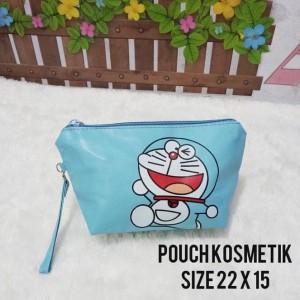 Best Tas Doraemon Tas Kosmetik Pouch Doraemon Jc 807 Tokopedia