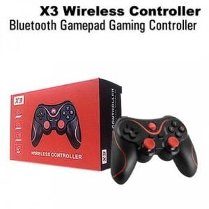 X3 Gamepad Joystick Bluetooth Plus Holder Hp X3 Wireless Controller Tokopedia