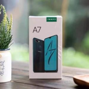 Oppo A7 New Tokopedia