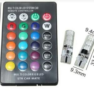 Lampu Led Senja T 10 Projector Lens Harga Competitive Tokopedia