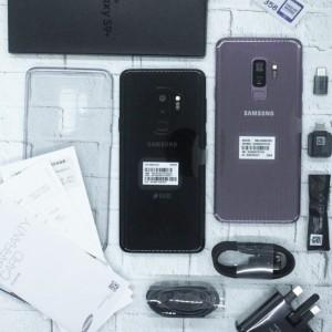 Samsung Galaxy S9 Plus 128gb Lilac Purple Garansi 1 Tahun Tokopedia