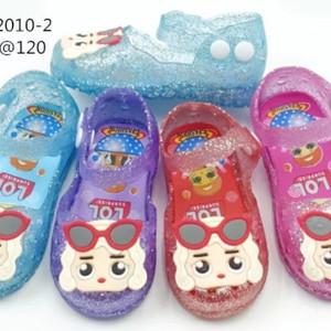 Sepatu Anak Perempuan Led Lol Soft Gel Tokopedia