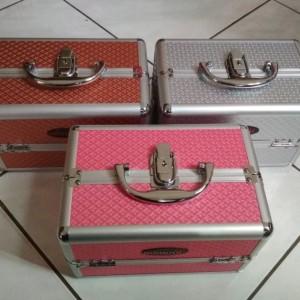 Beauty Case Kotak Makeup Box Kosmetik New Arivval Tokopedia