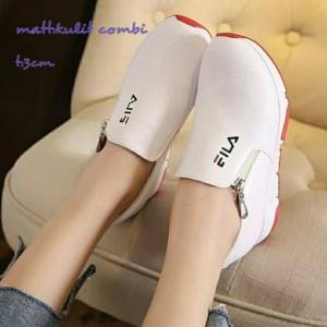 Sepatu Kets Cewe Sepatu Wedges Cewe Tokopedia