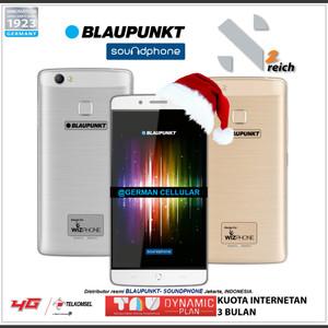 Blaupunkt Soundphone S2 4g Ram 2gb Batre 4000mah Resmi Tidak Free Headphone Tokopedia