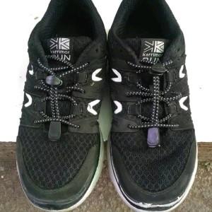Tali Sepatu Elastis Untuk Gunung Outdoor Lari Running Sport Tokopedia