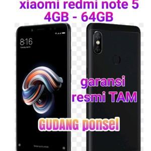 Xiaomi Redmi Mi 6x 4gb 64gb Garansi Distri 1 Tahun Tokopedia