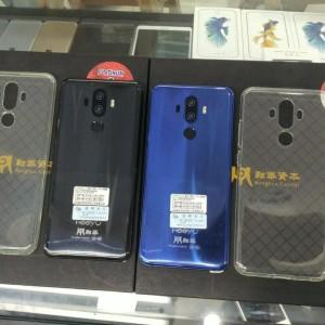 Smarphone Android Heeyu H18 4g Lte Bnob Ram 6gb Rom 128gb Nfc Xiaomi Oppo Samsung Tokopedia