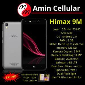 Himax 9m Tp Glass Anti Broke Free Anti Gores Dan Silikon Case Tokopedia