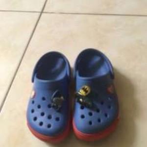 Sepatu Cross Anak Merah Tokopedia