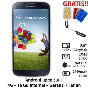 Samsung Galaxy S4 New Ori Bnib Tokopedia