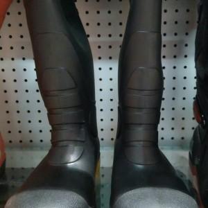 Sepatu Boot Pengaman Hitam Tokopedia