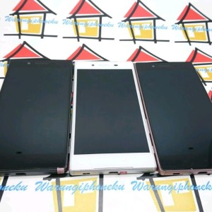 Sony Z5 Black White Rosegold Second Ex Inter Tokopedia
