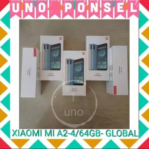 Xiaomi Mi A2 64gb Ram 4gb Rom 64 Gb Mia2 Tokopedia