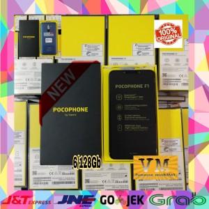 Pocophone F1 6 Gb Ram 64 Gb Internal Poco By Xiaomi Garansi Resmi 1 Tahun Tokopedia