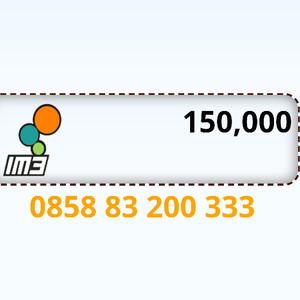 Jual Nomor Cantik Indosat IM3 seri Triple 111-222/333-444/555