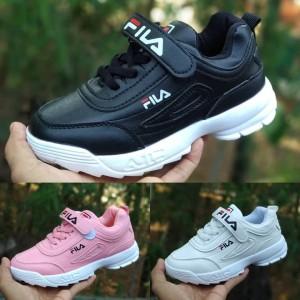 Sepatu Anak Fila Disrubtor Tokopedia