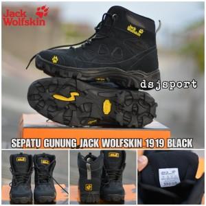 Sepatu Jack Wolfskin Sepatu Gunung Sepatu Outdoor Pria Hiking Boots Waterproof Tokopedia