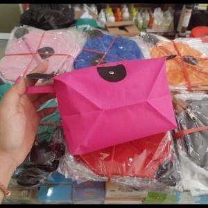 Stok Terbatas Bag Pouch Tas Kosmetik Import Tokopedia