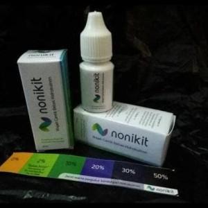 Nonikit Noni Kit Pendeteksi Pemutih Kosmetik Berbahaya Tokopedia